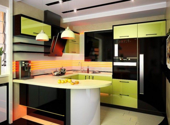 Küche Dekoration 2016 Modelle,Küche Renovieren Ideen Für Kleine - dekoration f r die k che