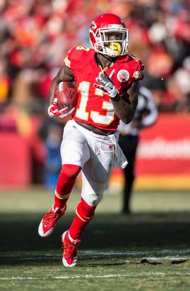 Kansas City Chiefs Running Back De Anthony Thomas 13