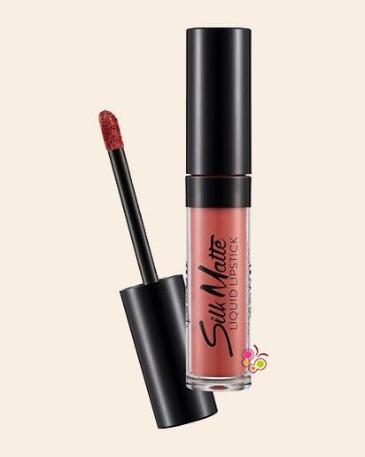 Flormar Silk Matte Liquid Lipstick Likit Ruj 009 Rujlar Liquid