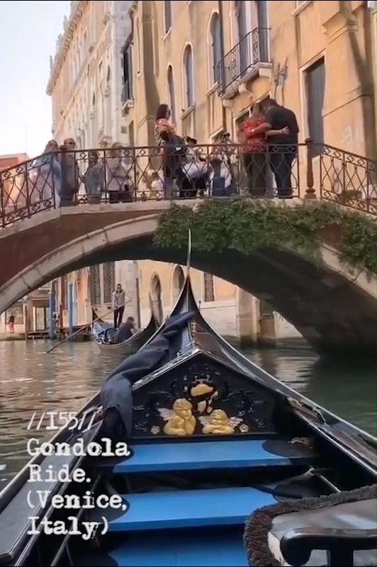 //155// Gondola Ride. (Venice, Italy) -   18 travel destinations Cities beautiful ideas