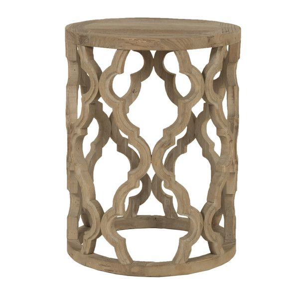 Clover Side Table End Tables Side Table Wood End Tables #wood #end #tables #for #living #room