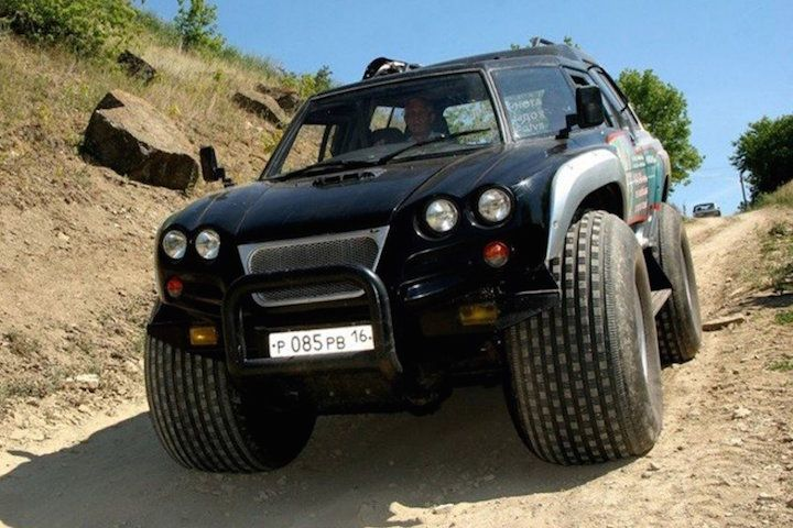 7 Of Russia S Most Awesome Off Road Vehicles Offroad Vehicles Vehicles Offroad