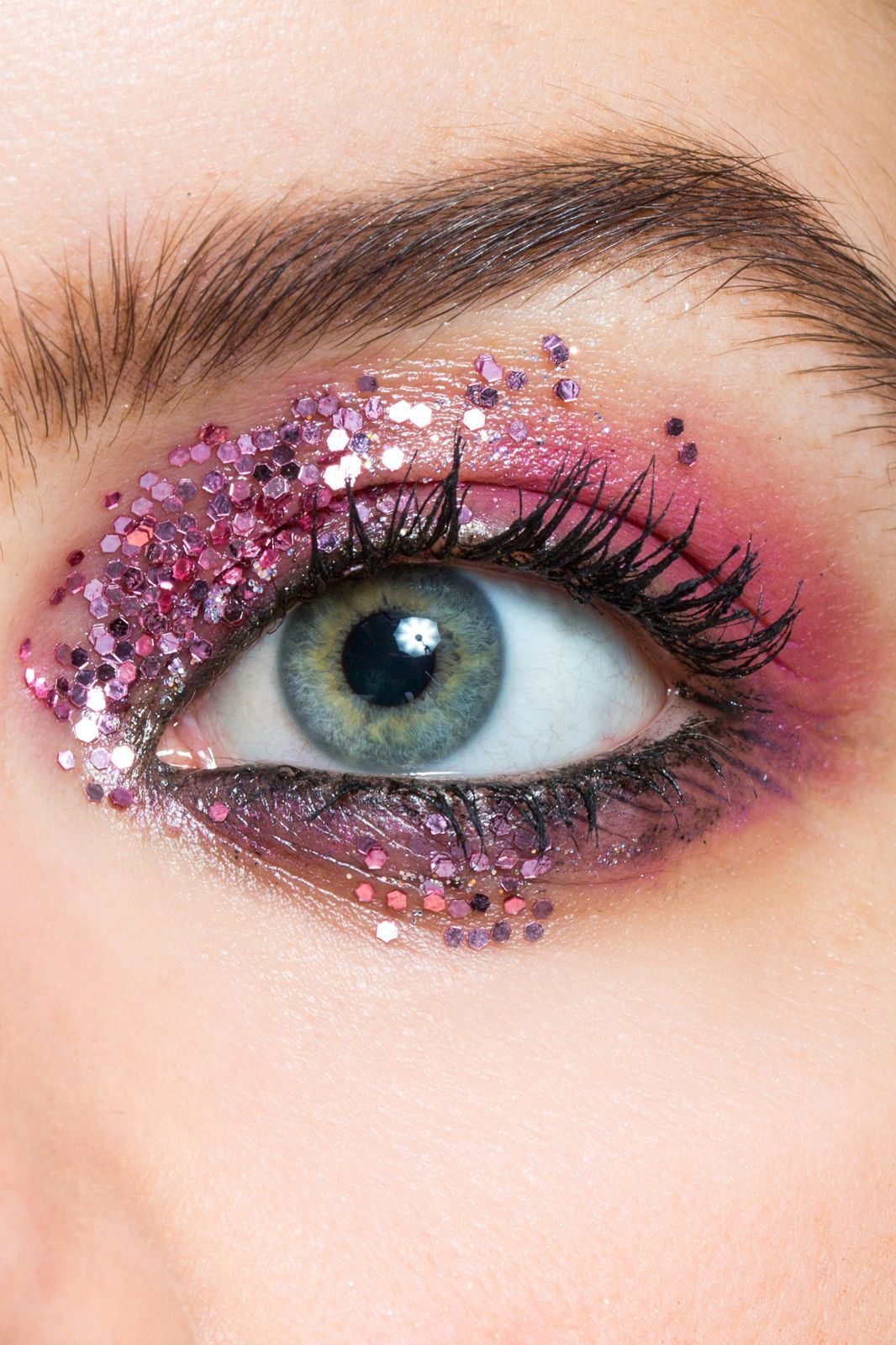 Eyeshadow Quad in Cocoa Mirage Flower makeup, Makeup