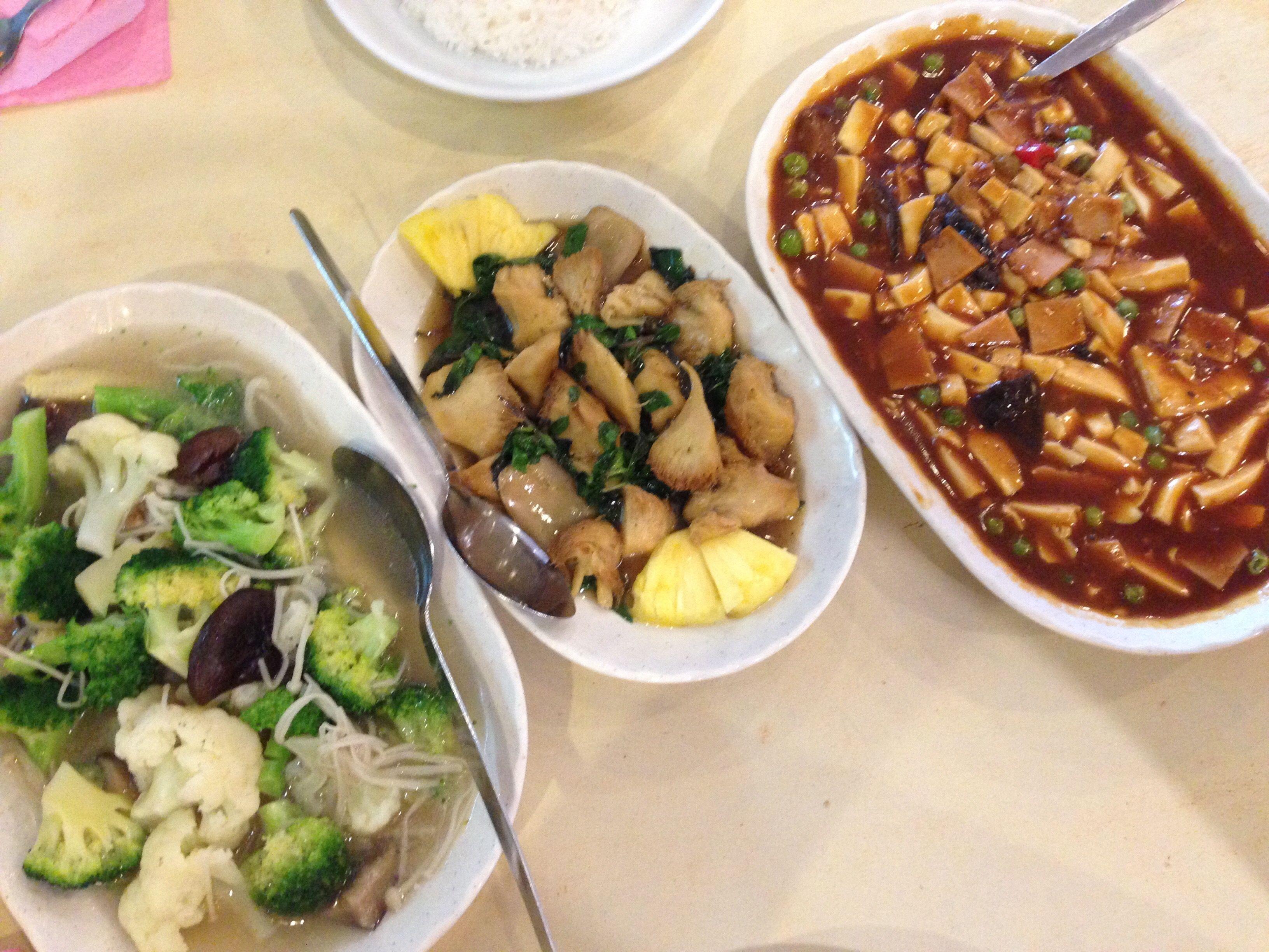 99 Fu Vegetarian Restaurant 99福素食馆 Ipoh