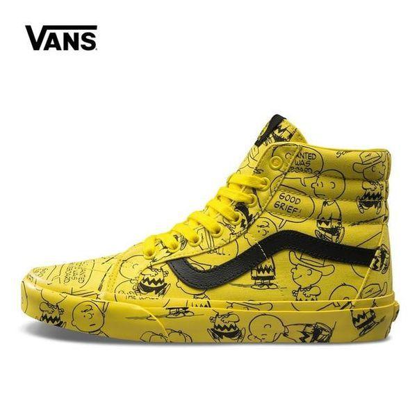 Vans Original Peanuts | Products in 2019 | Sneakers, Shoes