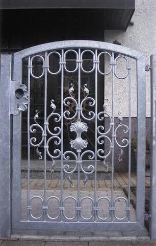 Pin de Elpidio Tepoz Luna en Puerta Pinterest Rejas, Hierro y