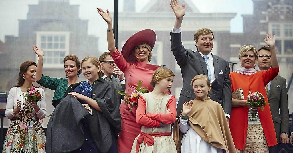 Koning Willem Alexander Vierde Maandag Zijn 48e Verjaardag In