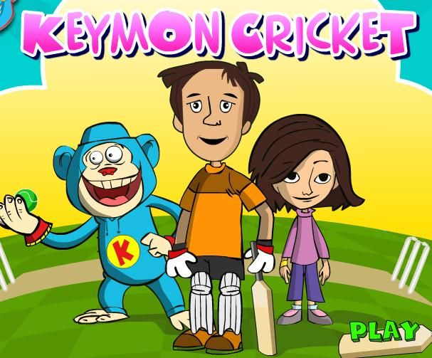 Keymon Ache cricket in 2020   Cricket games, Nick games ...