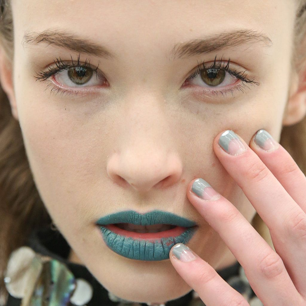 An Up-Close Look at New York Fashion Week\'s Coolest Manicures | Nail ...