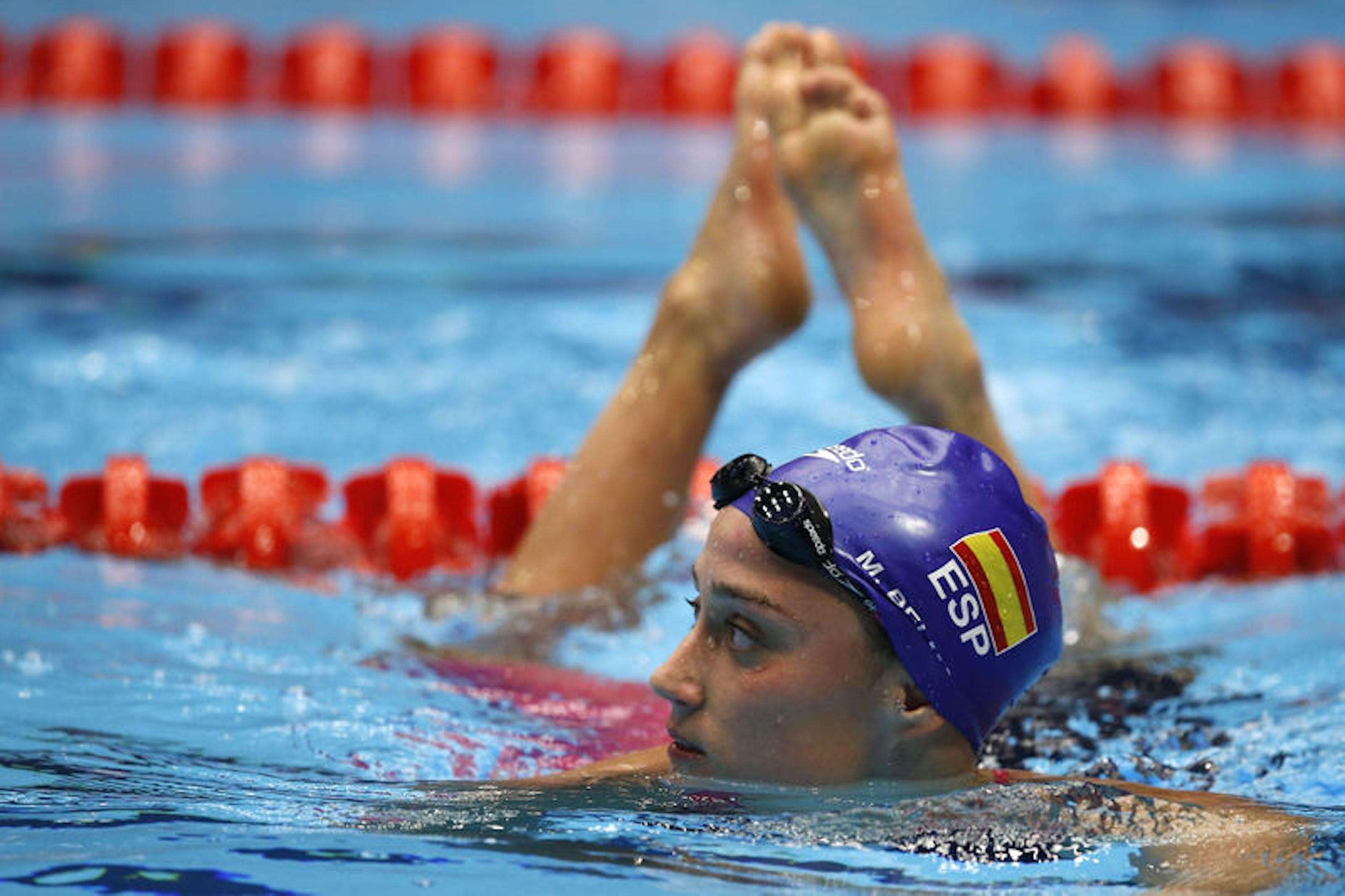 Makedonian Swimming Race Greece 2014 | Nikos Ververidis