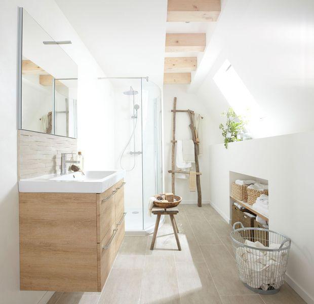 plan de salle de bains de 5 à 11 m² : conseils d'architecte et ... - Conseil Carrelage Salle De Bain