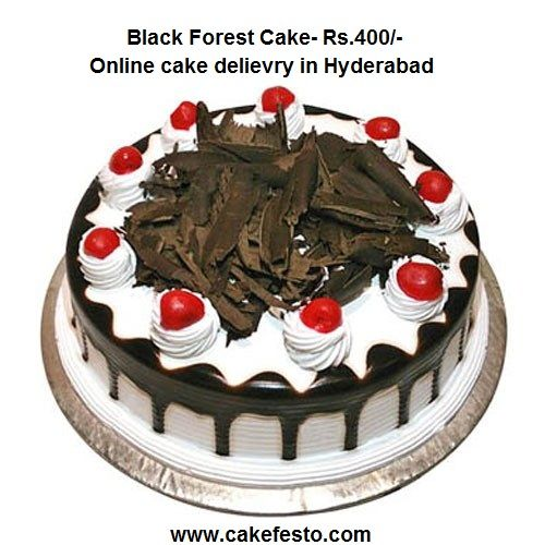 Fresh Cakes Starts Price At Rs400 Only In Cakefesto