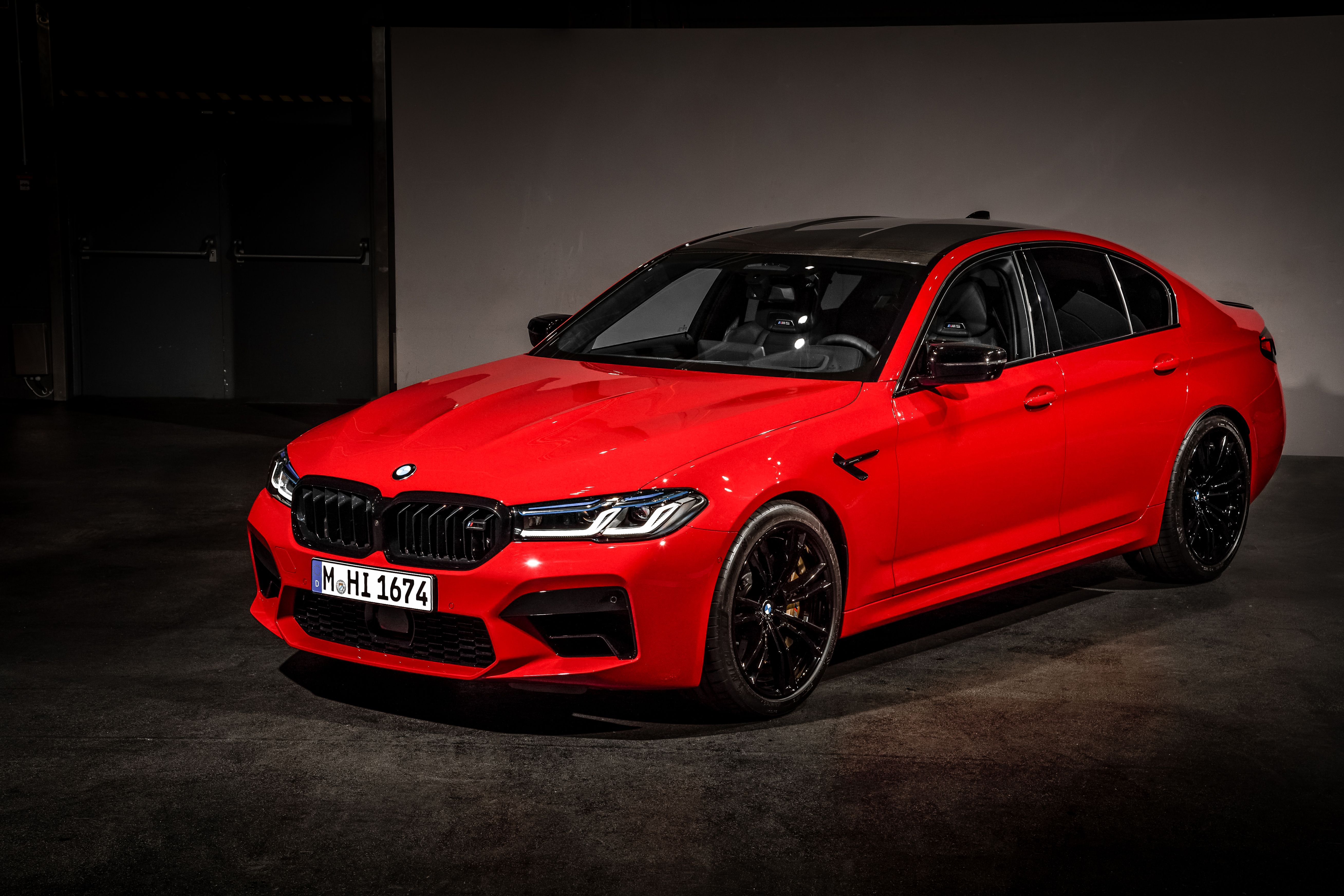 The 2021 Bmw M5 Cs Will See A Serious Power Increase But You Might Not Like The Price Top Speed Bmw M5 Bmw Bmw Red