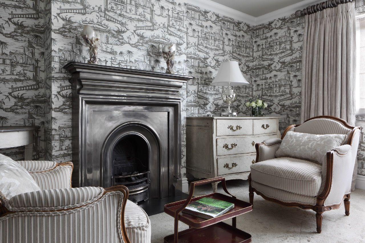 Ham Interiors Beaconsfield interior design The Hearth Pinterest