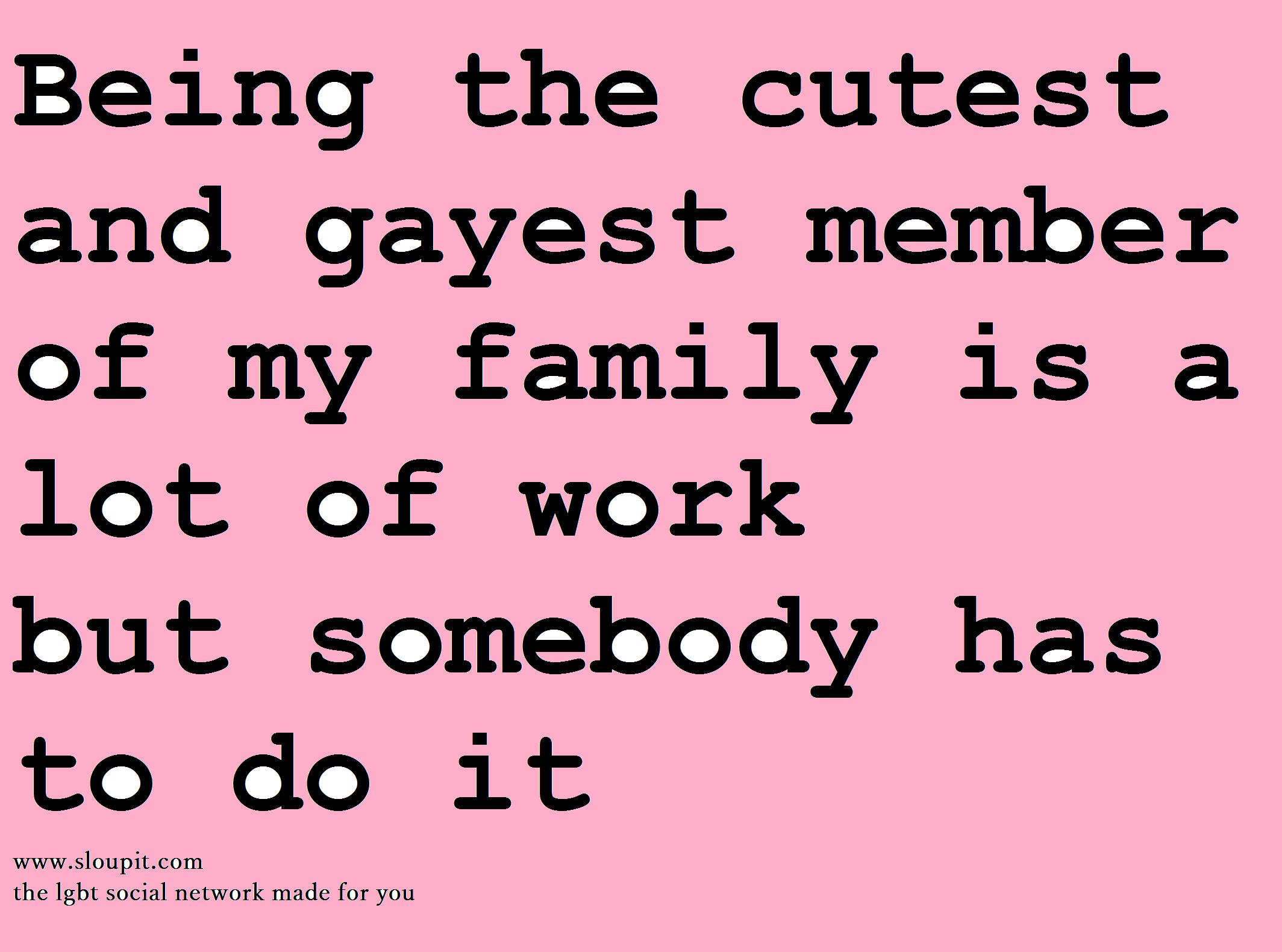 Gay lesbian bi social network