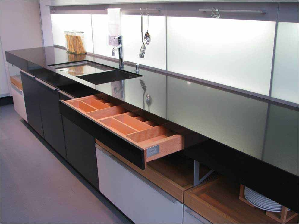 Small Kitchen Storage Solutions Cutlery Drawer Home Decor And - Clever Kitchen Designs