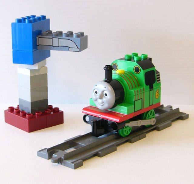 Percy And Water Tower Instructions Duplo Pinterest Lego Lego