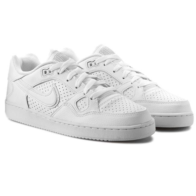 Παπούτσια NIKE - Son Of Force 616775 101 White/Black