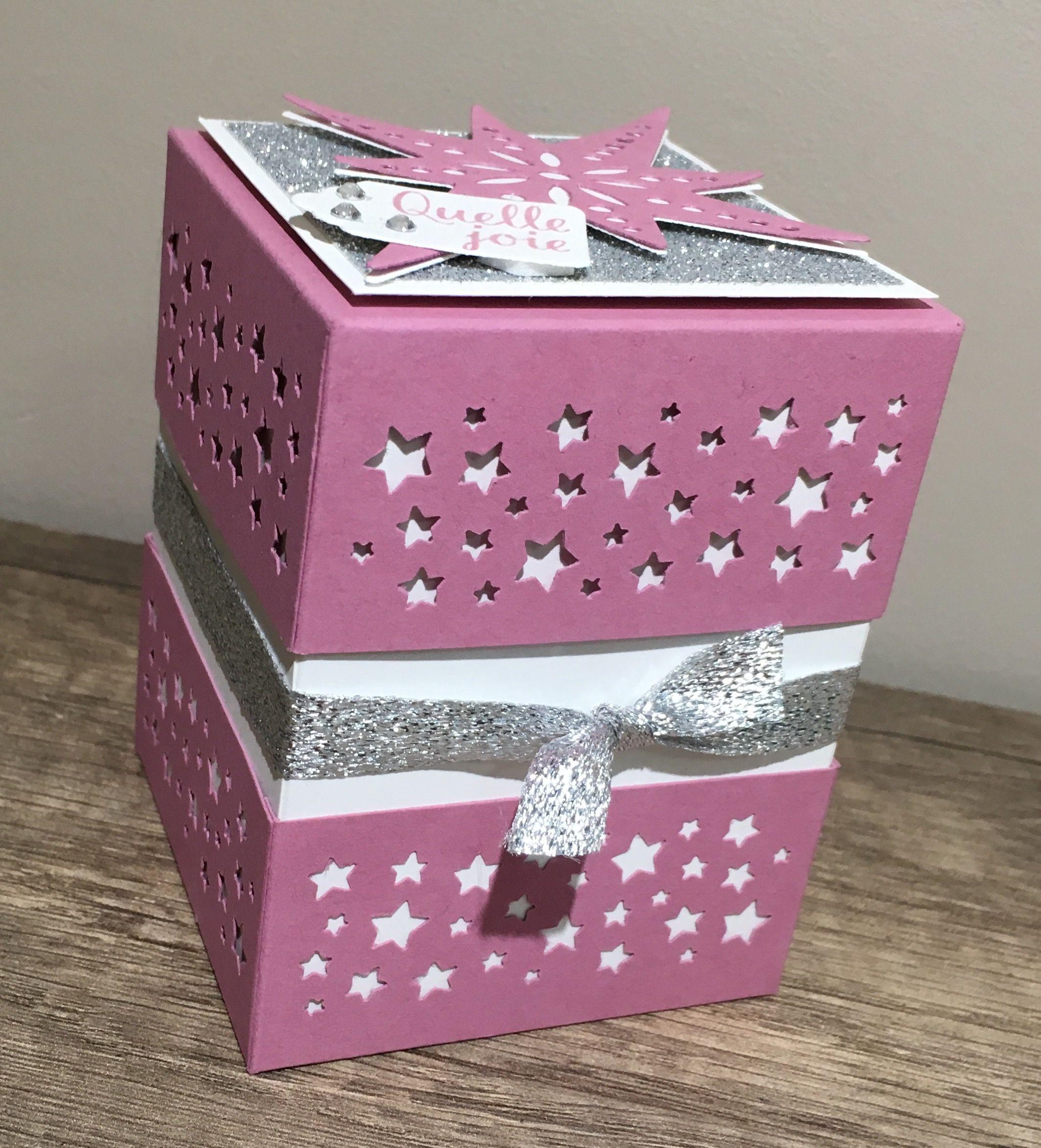 boite la piste aux toiles et son tutoriel bo tes sacs emballages pinterest boite. Black Bedroom Furniture Sets. Home Design Ideas