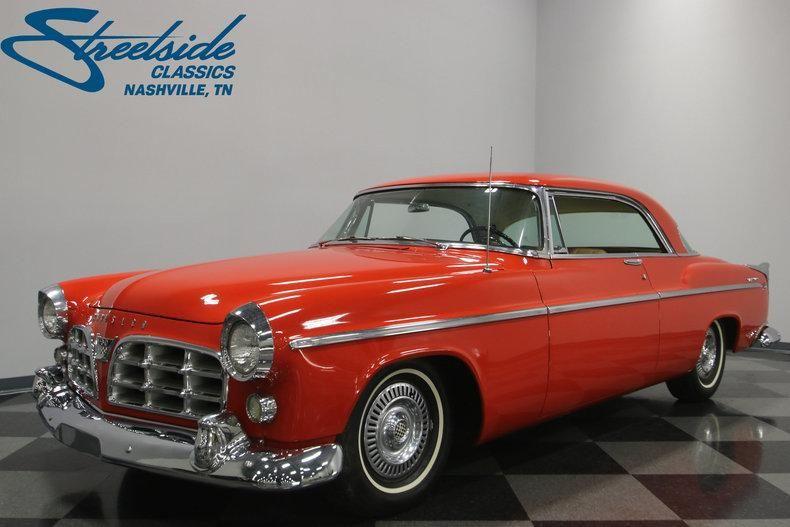 1955 Chrysler C 300 Carros Lindos Autos Autos Clasicos