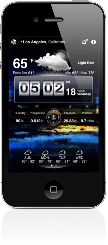WEATHER LIVE FOR IOS IS ALL YOU COULD WANT FROM A WEATHER APP    No matter how advanced technology becomes in the future, it's unlikely they'll be able to change the weather, but with the right application on tow, one might be able to prepare themselves adequately for what might be ahead.    If you're an iOS user, you'll know the stock Weather app is pretty shoddy. The most basic of all basic apps, it will give you a five-day forecast based on your location, ...