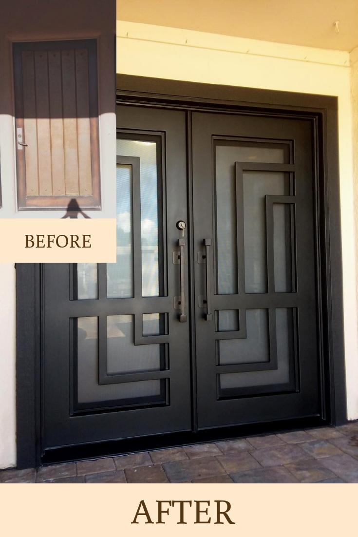 A Smart Use Of Space Transforms This Home Diseno De Puertas Modernas Puertas Corredizas De Interiores Puertas De Aluminio Exterior