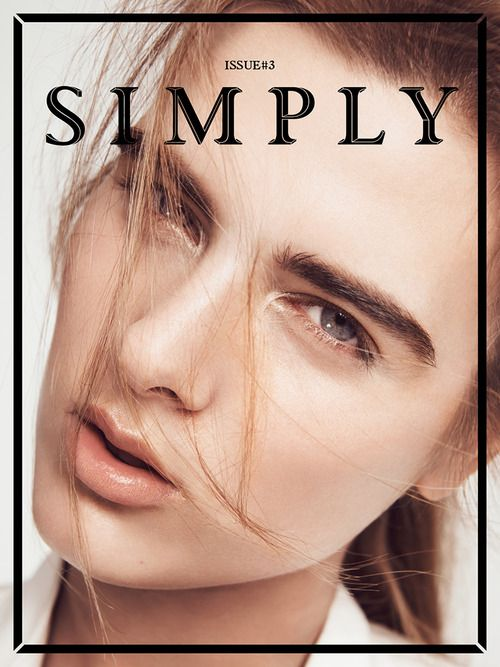 Tamara Weijenberg by Andreas Ortner for Simply The Mag #3