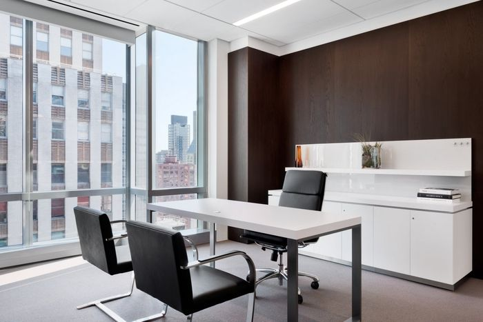Office Tour 222 East 41st Offices New York City