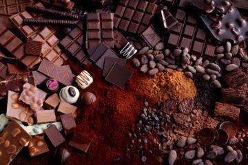 Immense amounts of chocolate.