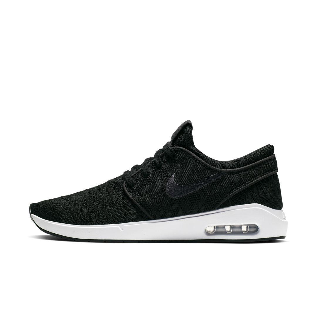 Nike SB Air Max Janoski 2 Premium Shoes (iguana black cargo khaki)
