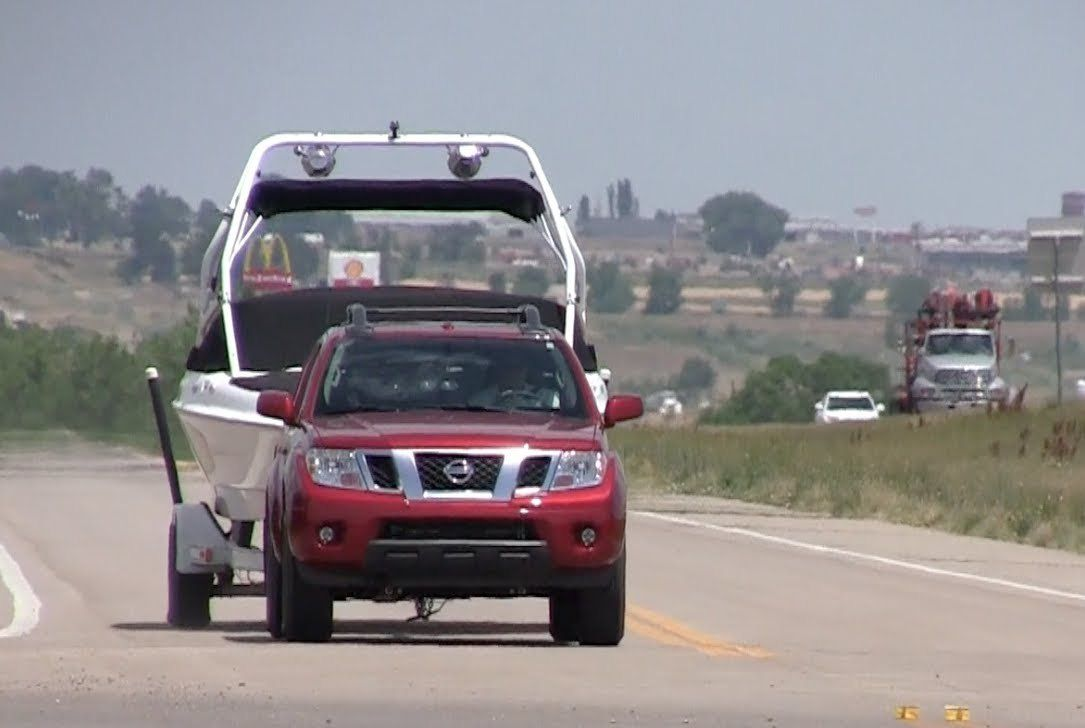 2007 Nissan Frontier Towing Capacity