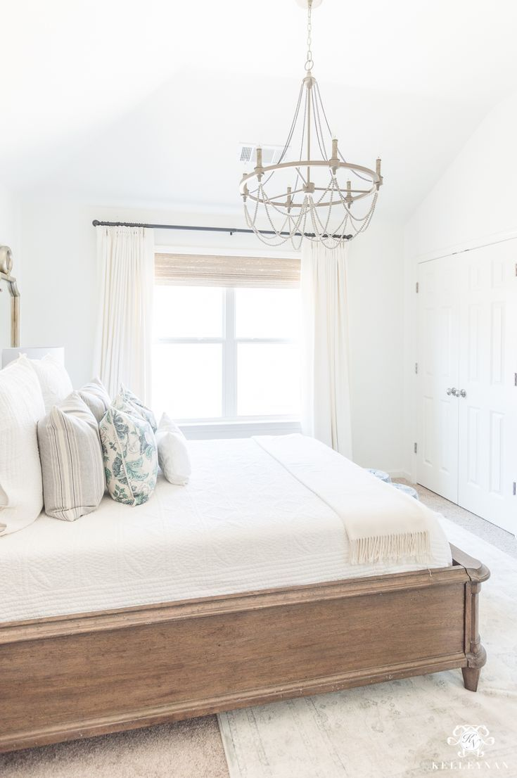 Gracious Guest Bedroom Decorating Ideas: 2018 Spring Home Tour: Decorating Ideas For Every Room In The House