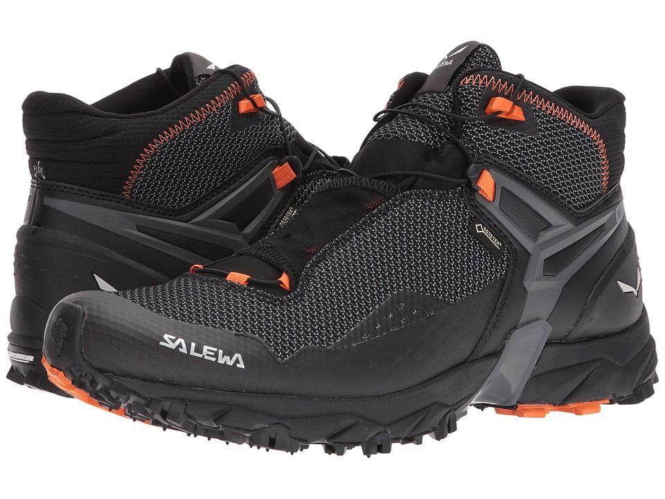 SALEWA Ultra Flex Mid GTX Men's Shoes Black/Holland