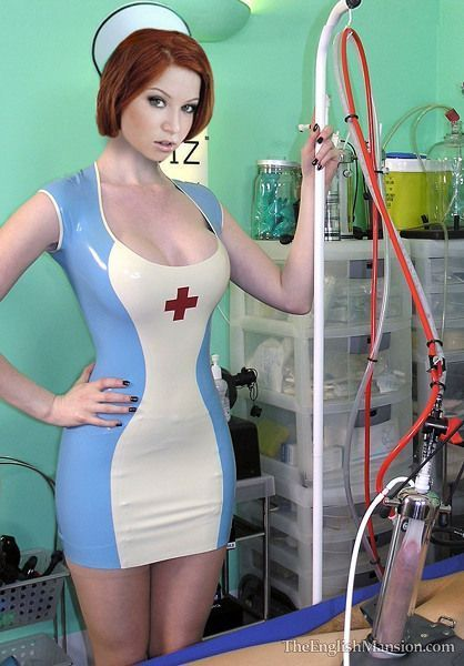 Girl in medical bondage opinion