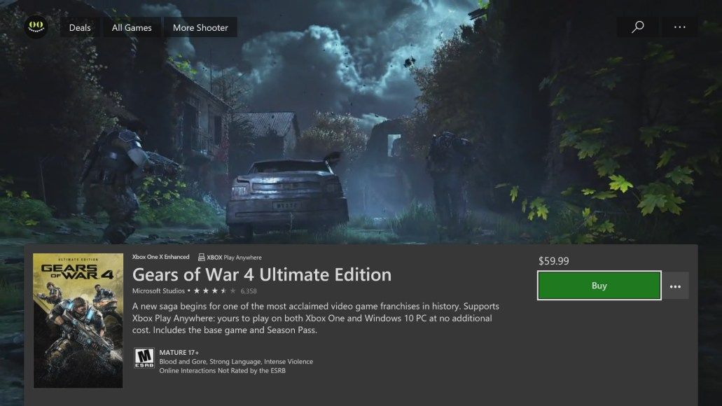 New Product Pages Are Coming To Xbox One Video Game Consoles