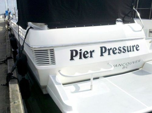Clever Boat Names