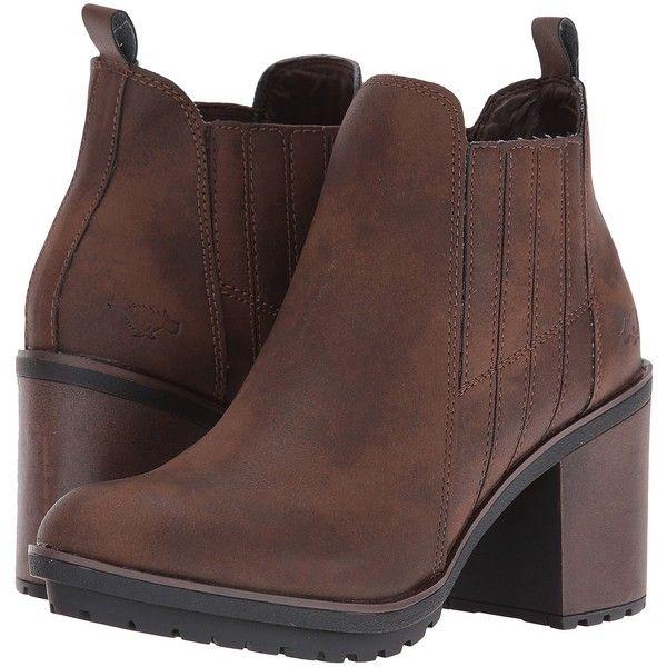ac0cc5543e4d Rocket Dog Raegan (Brown Graham) Women s Pull-on Boots ( 22 ...