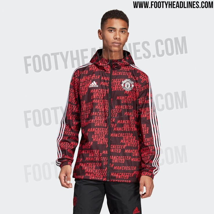 426d96486431 Crazy Adidas Manchester United 2019 Jacket Leaked - Footy Headlines ...