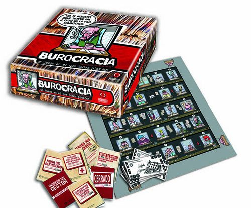 Diseño juego Burocracia