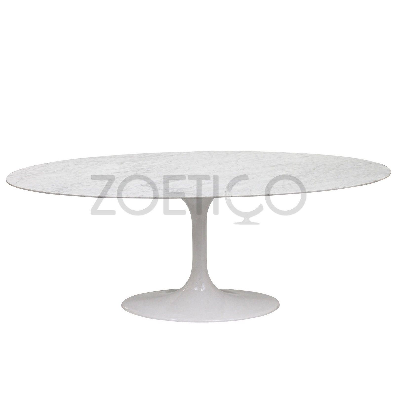 Saarinen Style 78 Oval Marble Tulip Table Multiple Colors Designer Reproduction Oval Marble Tulip Table Furniture Design Modern Marble Tulip Table
