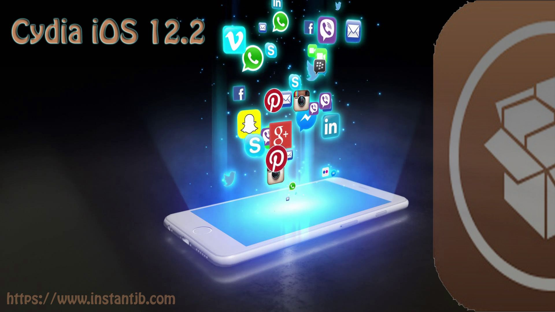 The most awaited Cydia iOS 12.2 is now available for the
