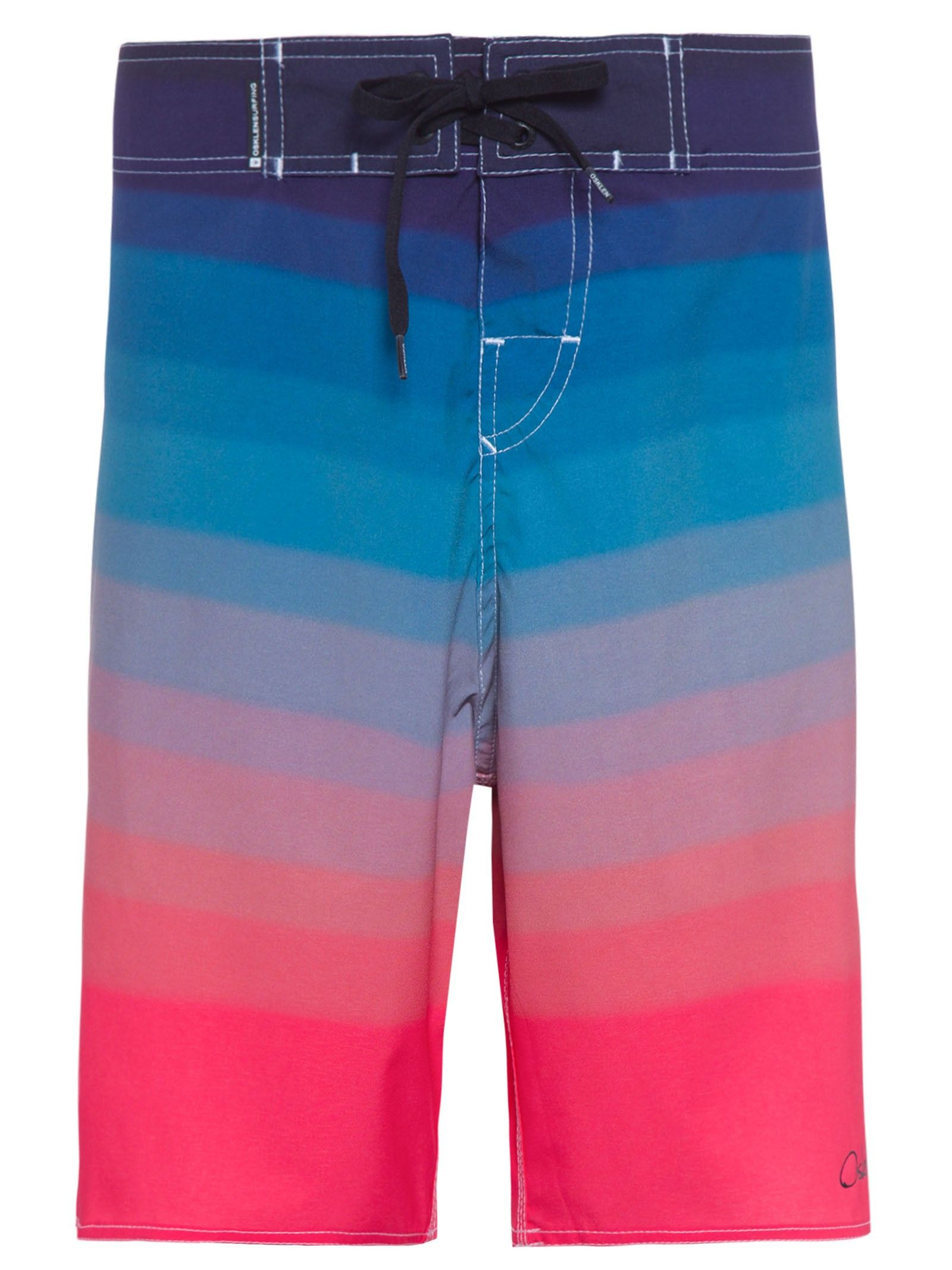64aa87c903e1c Bermuda Masculina Surf Blur Lines - Osklen - Azul - Shop2gether ...