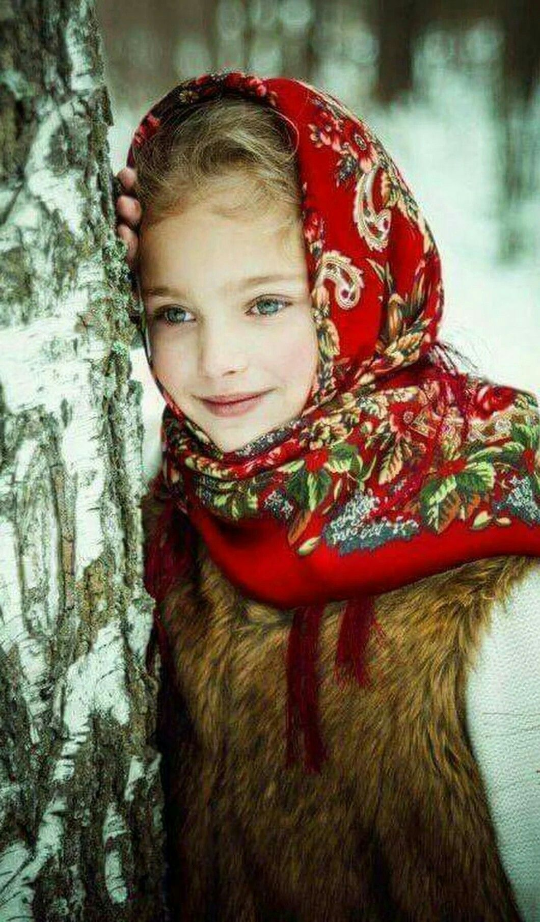Small Russian Girl Russia Russiangirls Russian Culture -4422