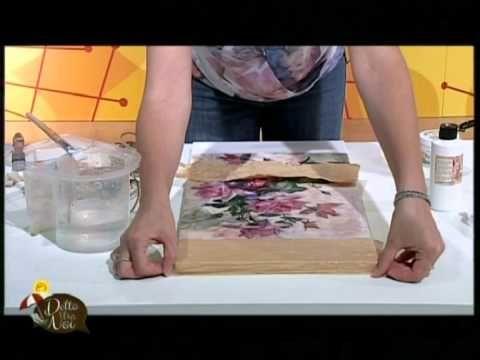 Decorare mobili ~ Arredare cucina mobili legno lavandino vintage decorazioni parete