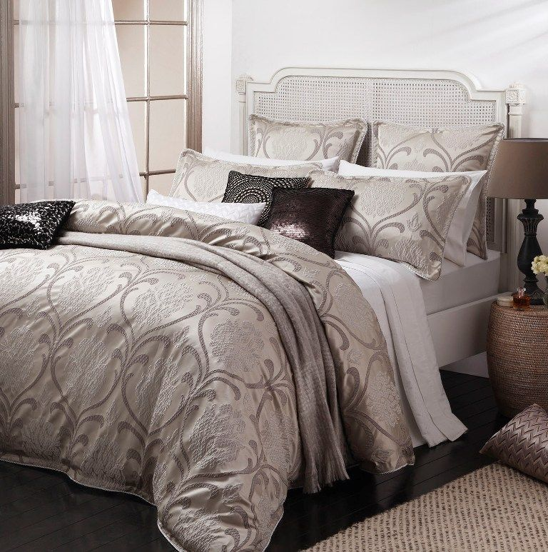imogen mocha duvet cover set by ultima from harvey norman newzealand