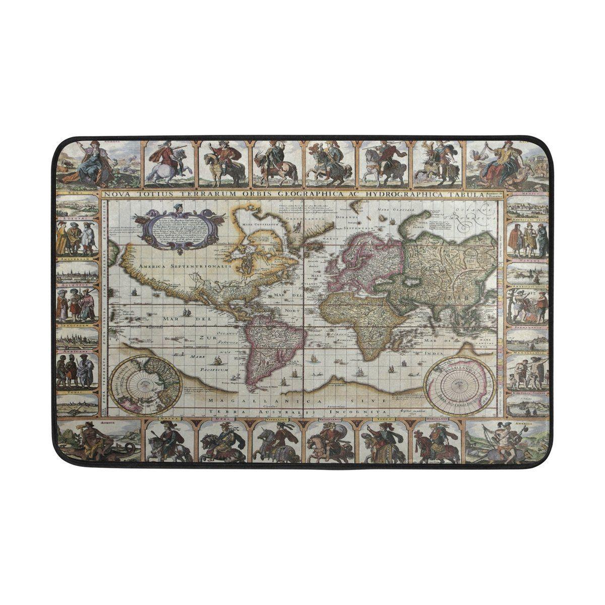 Amazoncom DemonCo Vintage 1652 Old World
