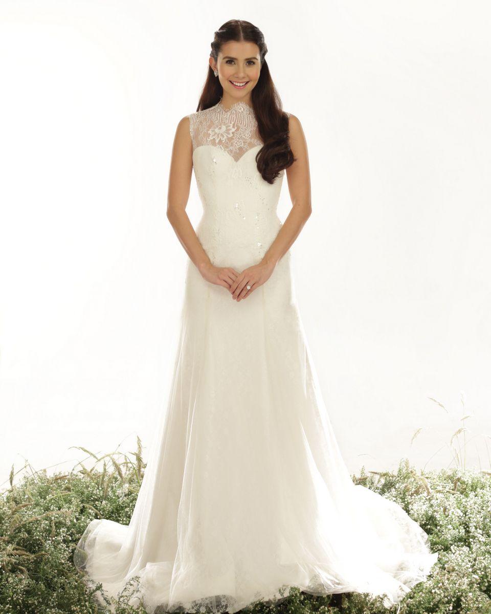 Veluz Reyes Wedding Dresses | Wedding dress, Veluz wedding dress and ...