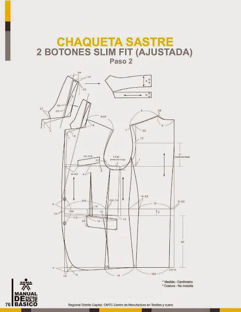 modelist kitapları | Bespoke tailoring | Pinterest | Patrones ...