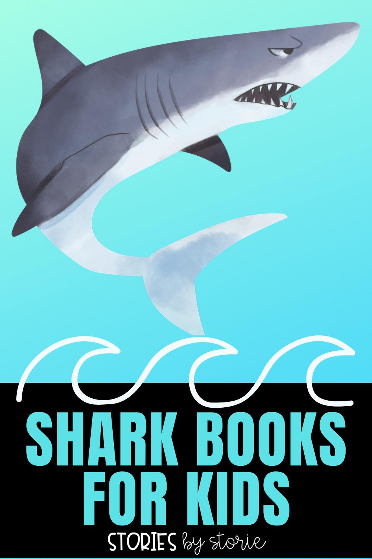 Shark Books For Kids In 2020 Shark Books Stories For Kids Books