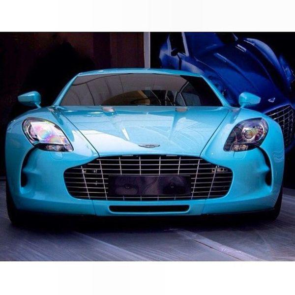 Aston Martin One 77 Price 1.45million astonmartinone77